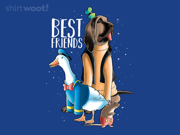 Best Friends Irl T Shirt