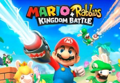 Mario + Rabbids: Kingdom Battle EU Nintendo Switch CD Key