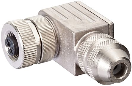 Murrelektronik Limited Murrelektronik Connector, 5 contacts Cable Mount M12 Socket, Screw IP67