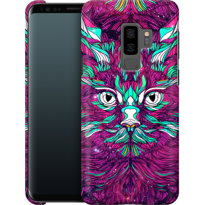 Samsung Galaxy S9 Plus Smartphone Huelle - Space Cat von Danny Ivan