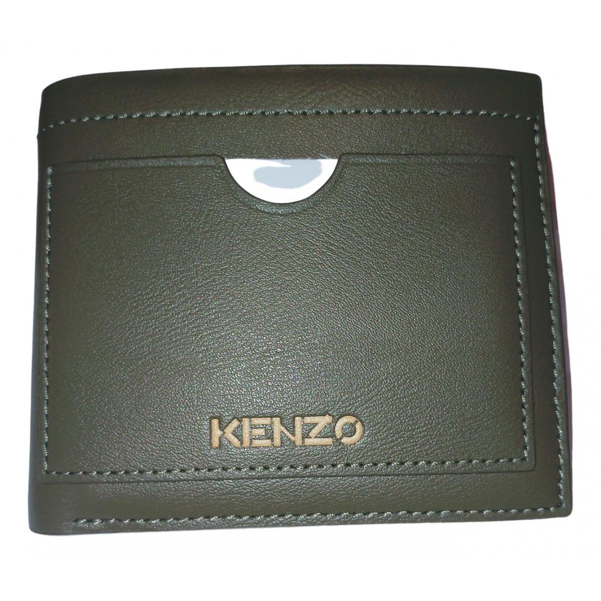 Marroquineria de Cuero Kenzo