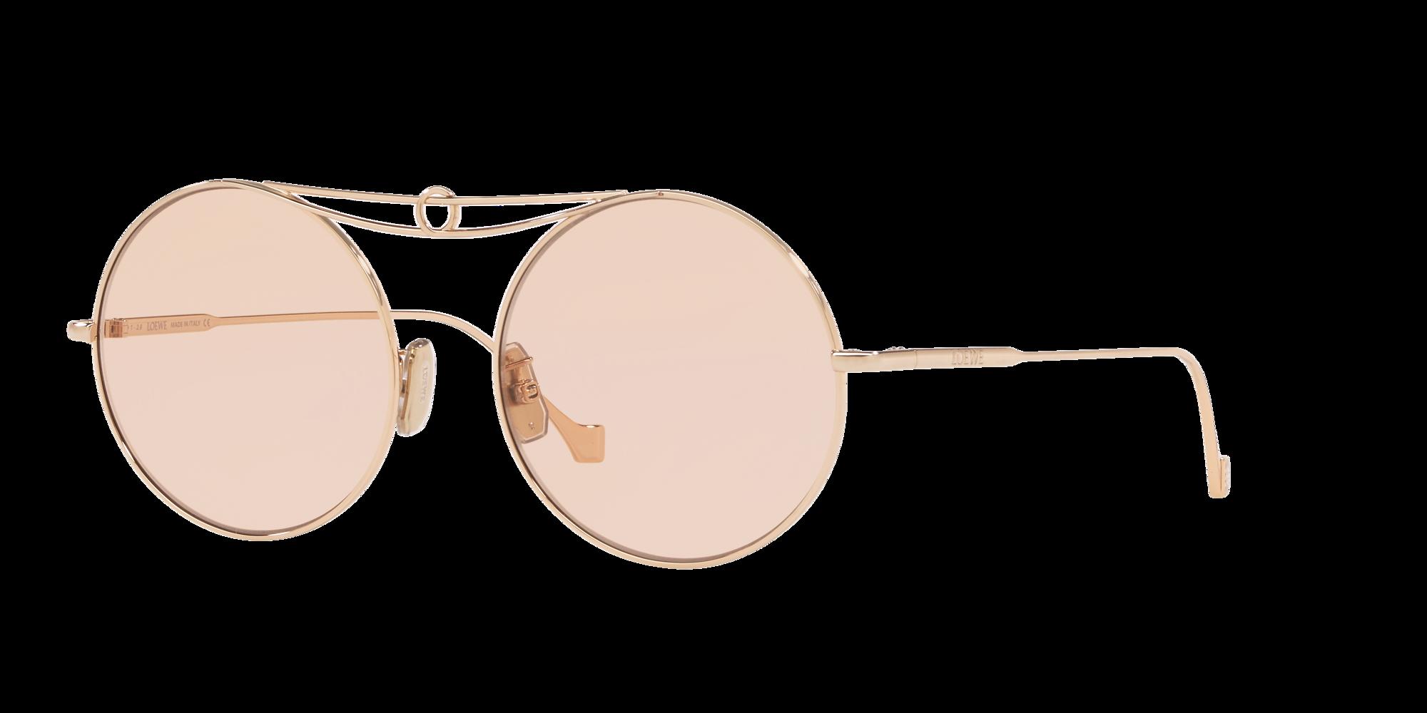 Loewe Mann  E4000023 -  Frame color: Pink, Lens color: Pink