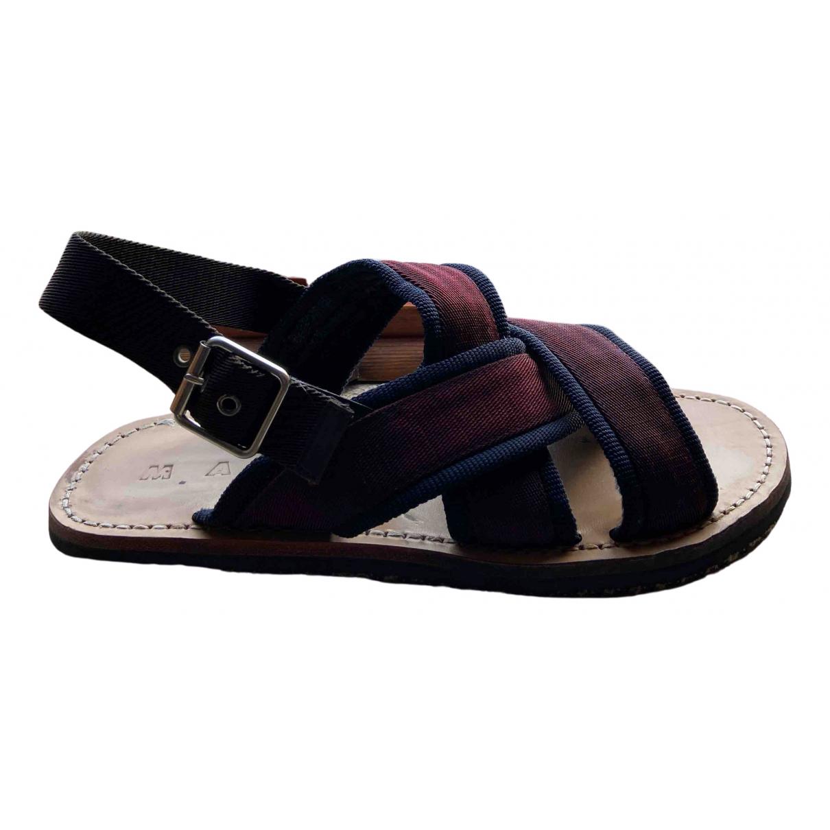 Sandalias de Lona Marni