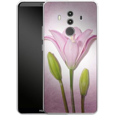 Huawei Mate 10 Pro Silikon Handyhuelle - Marfuschka III von Marie-Luise Schmidt