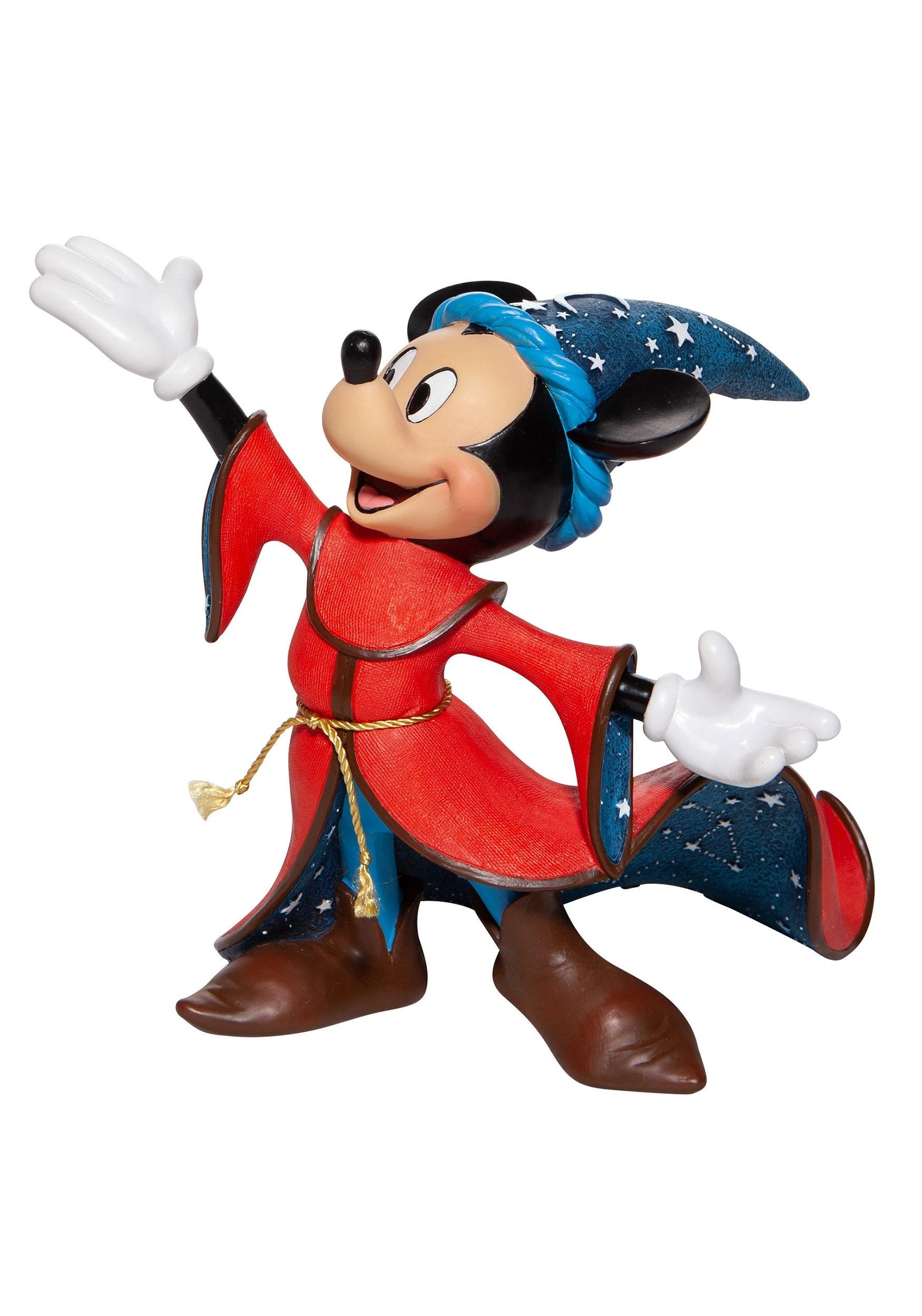80th Anniversary Sorcerer Mickey Statue