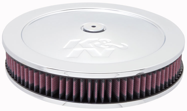 K&N 60-1170 Round Air Filter Assembly