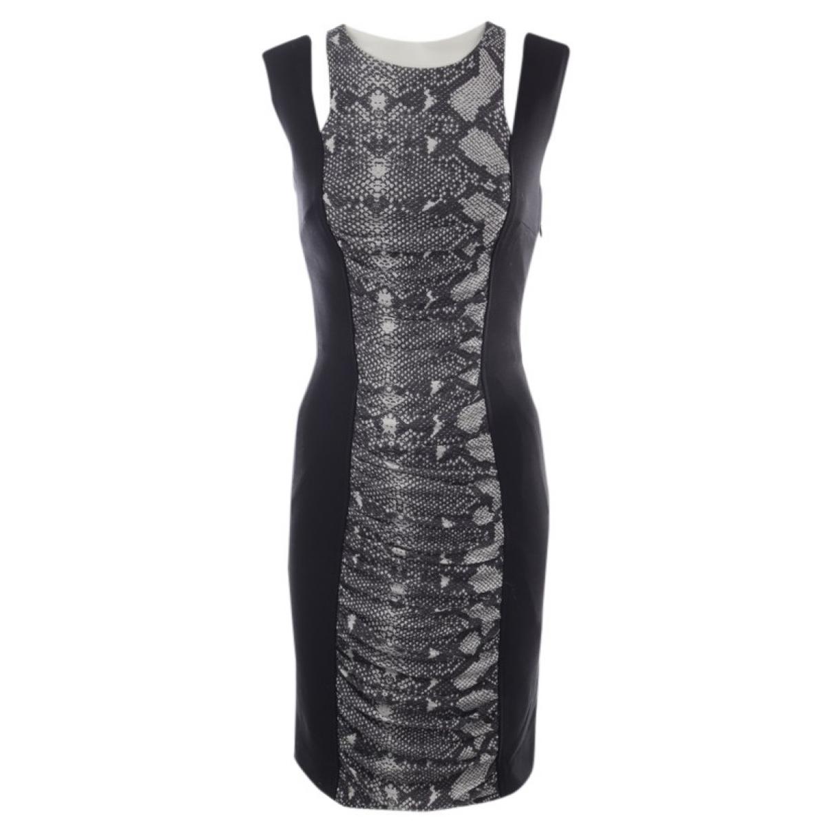 Pierre Balmain \N Black Wool dress for Women 34 FR