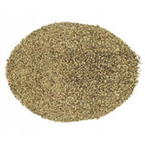 Organic Pepper Black Medium Powder 32 Mesh 1 Lb by Starwest Botanicals