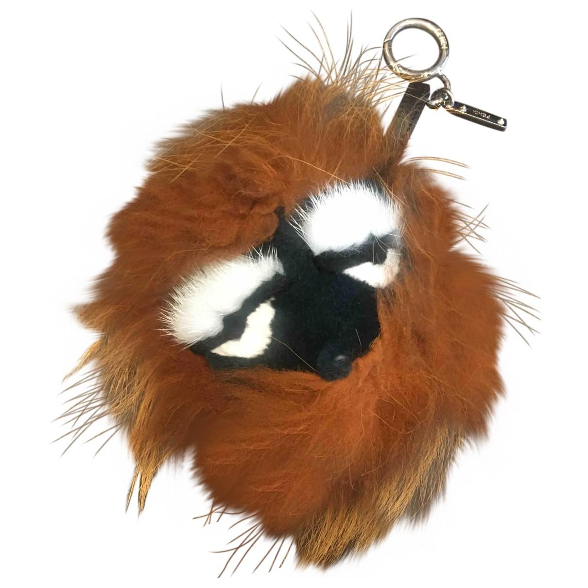 Fendi \N Multicolour Fur Bag charms for Women \N