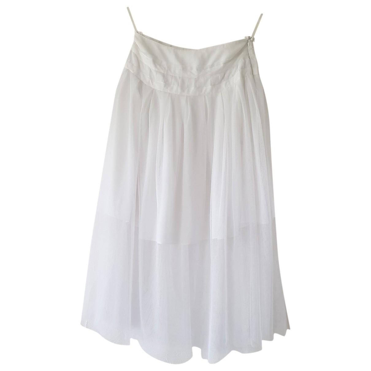 Repetto - Jupe   pour femme - blanc