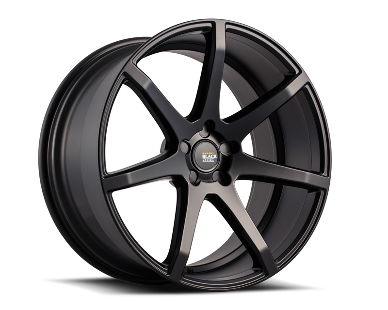 Savini BM10-22090512B3679 di Forza  Matte Black BM10 Wheel 22x9.0 5x112 36mm