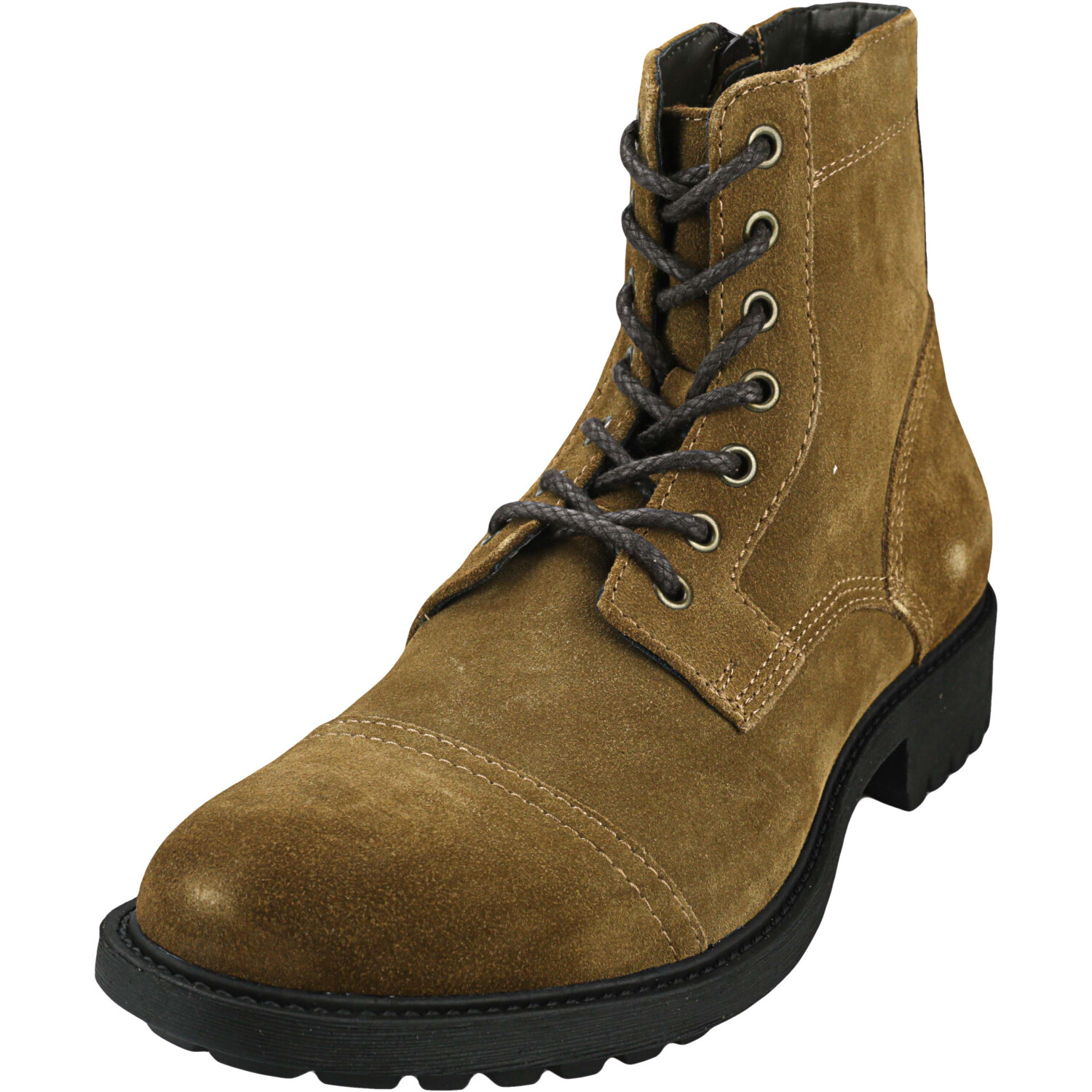 Frye Men's Cody Lace Up Tan Mid-Top Boot - 9M
