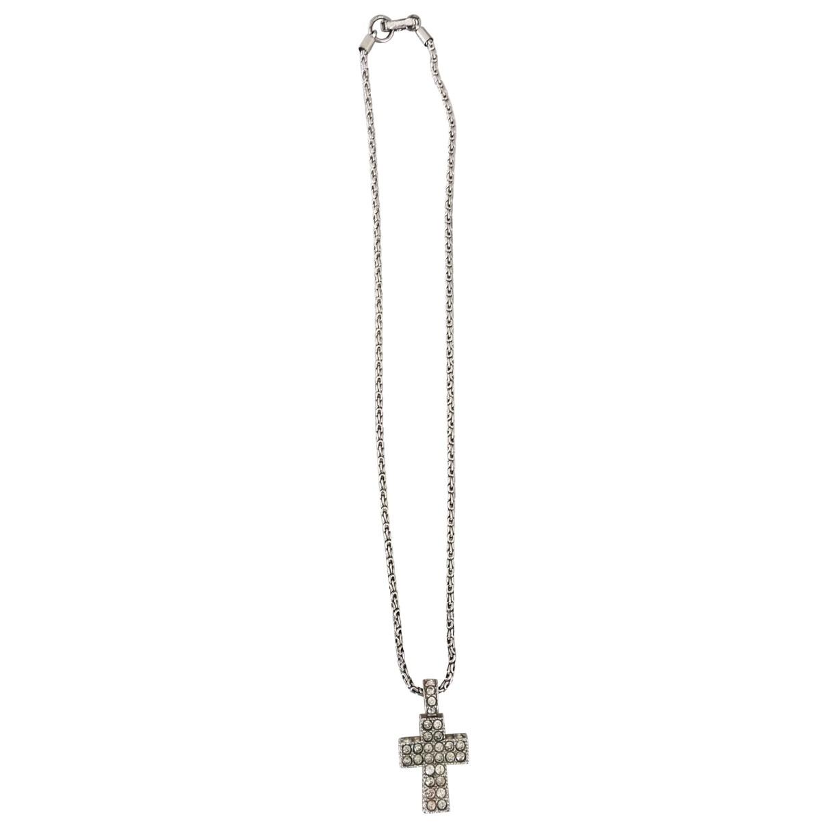 Swarovski \N Silver Metal necklace for Women \N