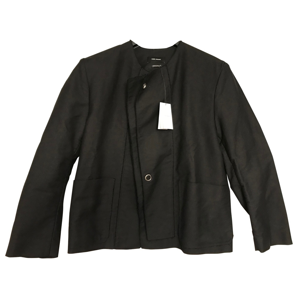 Isabel Marant - Veste   pour femme en coton - noir