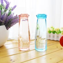 1pc Random Color Diamond Water Cup