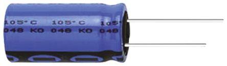 Vishay 2200μF Electrolytic Capacitor 50V dc, Through Hole - MAL204861222E3 (5)