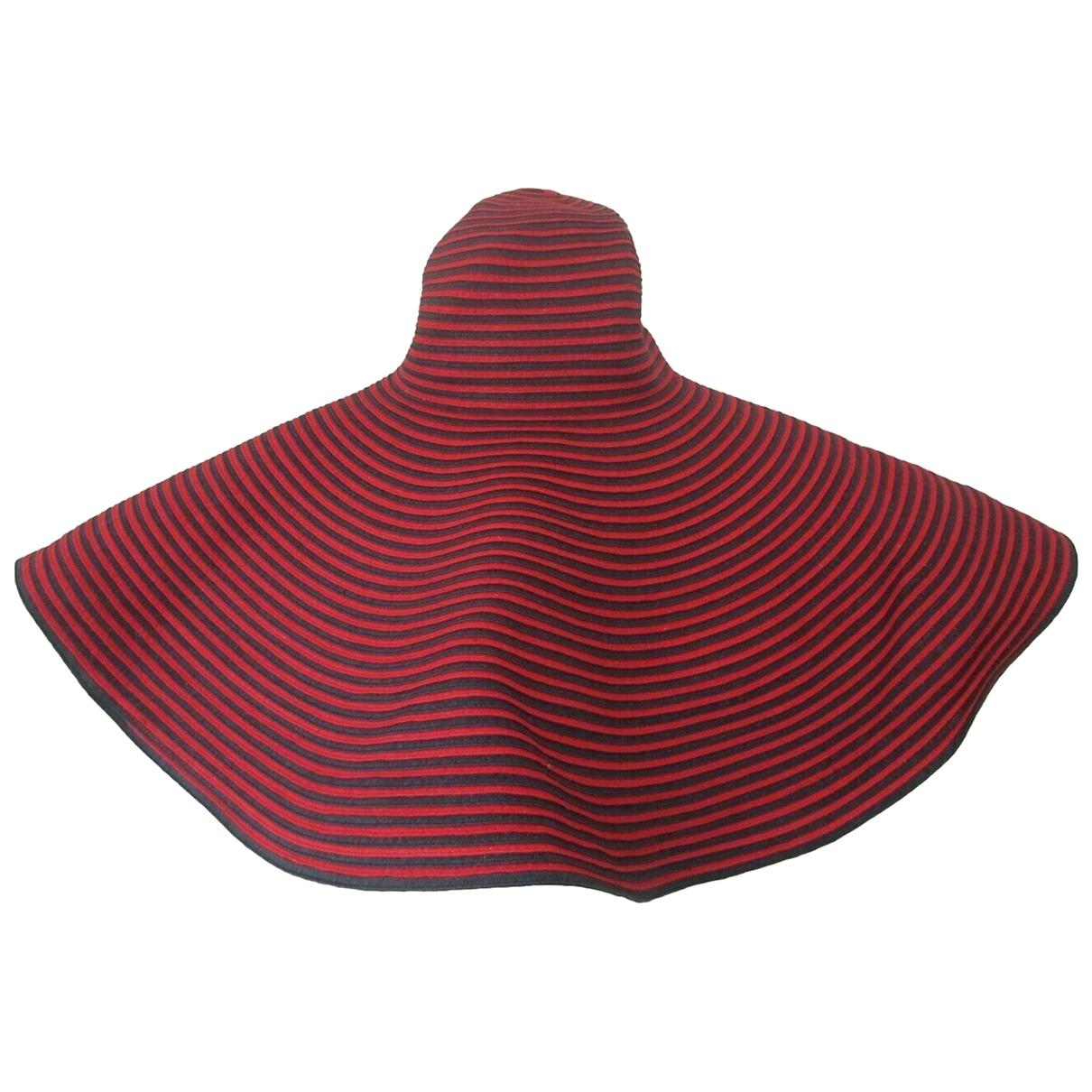 Giorgio Armani \N Multicolour Wicker hat for Women 57 cm