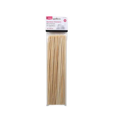 Luciano Bamboo Skewers 12 100Pcs/Pack