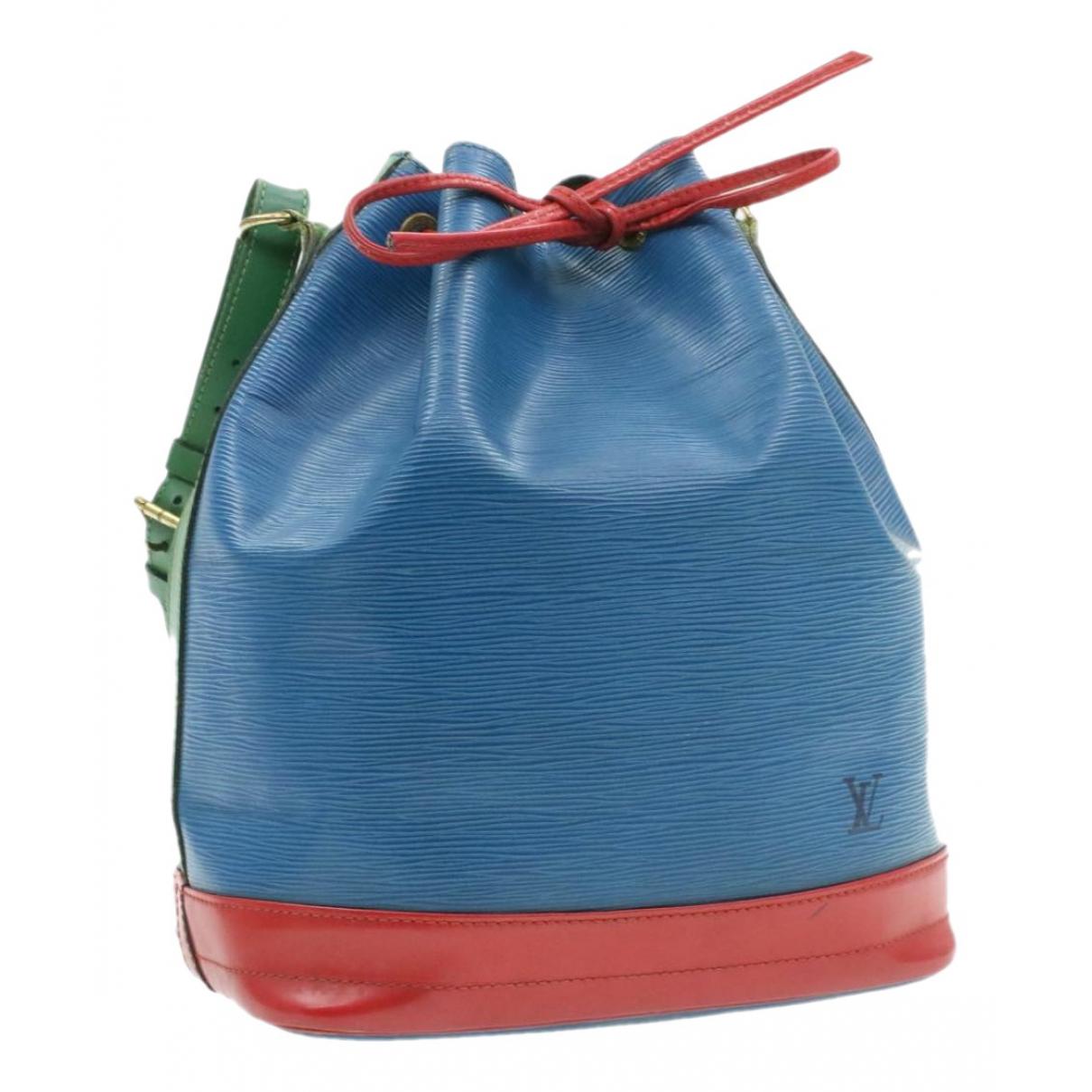 Louis Vuitton - Sac a main Noe pour femme en cuir - multicolore