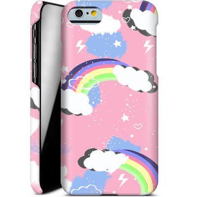 Apple iPhone 6s Smartphone Huelle - Unicorn Rainbow von Mukta Lata Barua