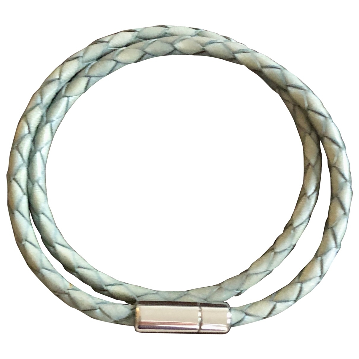 Tateossian \N Armband in  Blau Leder