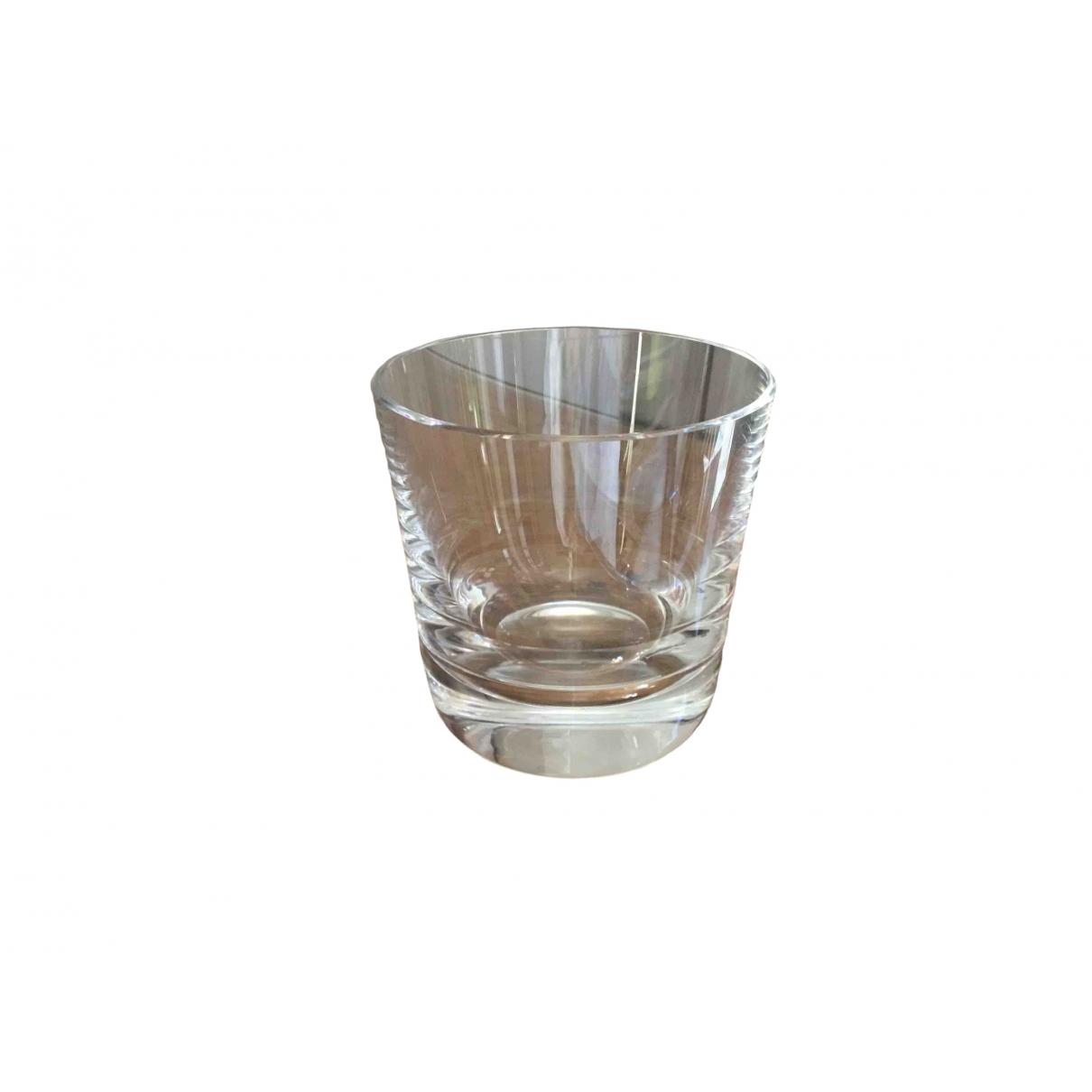 Baccarat \N Tischkultur in  Weiss Kristall