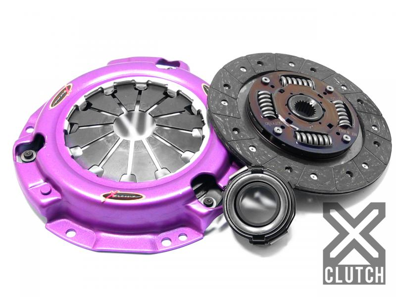 XClutch XKTY20001-1A Clutch Kit Stage 1 Single Solid Organic Clutch Disc