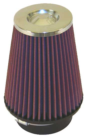 K&N RC-4680 Universal Clamp-On Air Filter