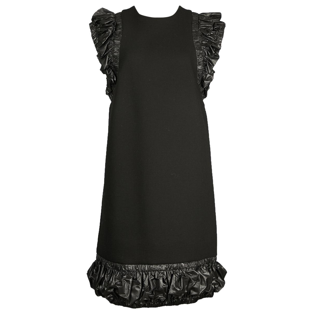 Christopher Kane \N Kleid in  Schwarz Wolle