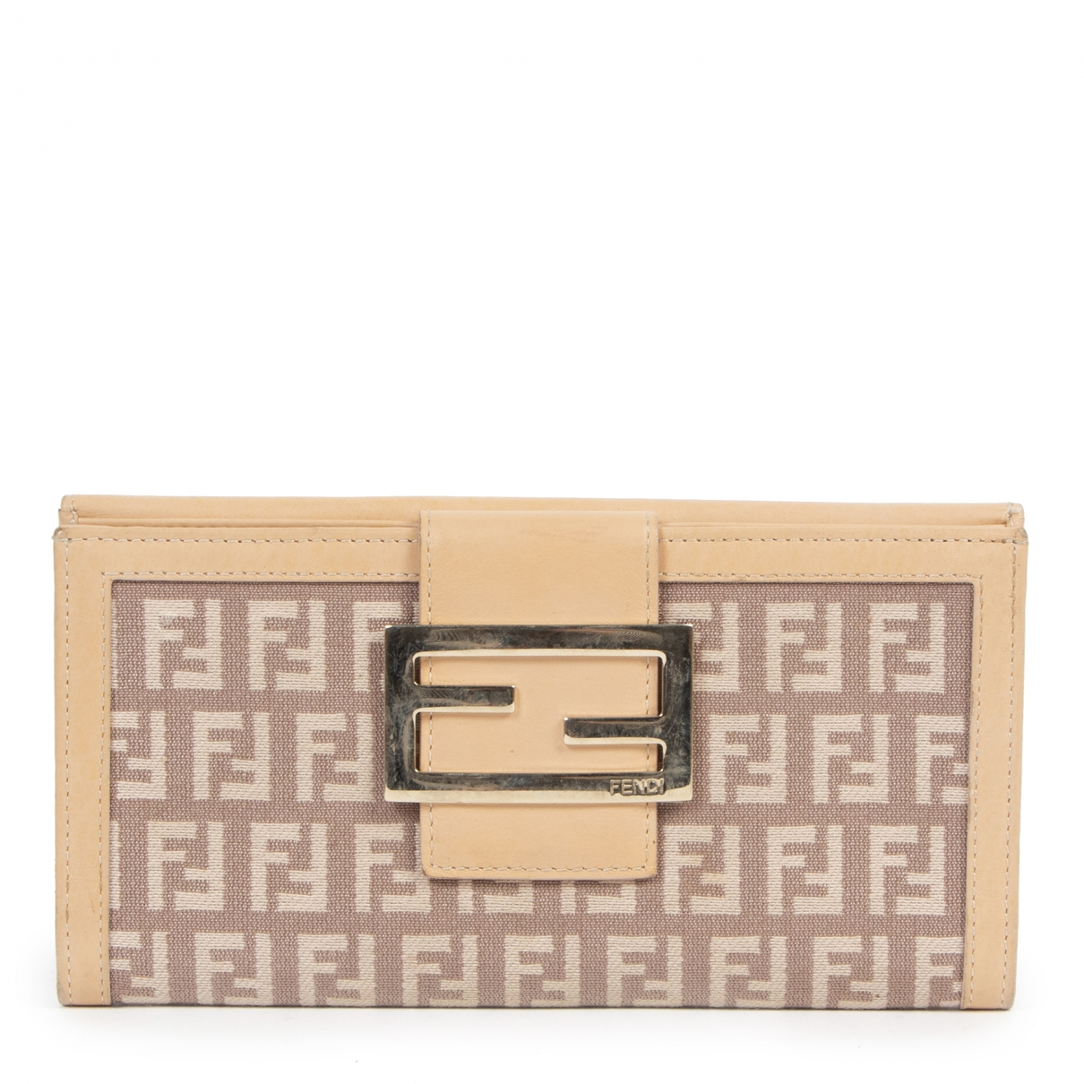 Fendi \N Multicolour Cloth Purses, wallet & cases for Women \N