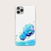 iPhone Huelle mit Fisch Muster