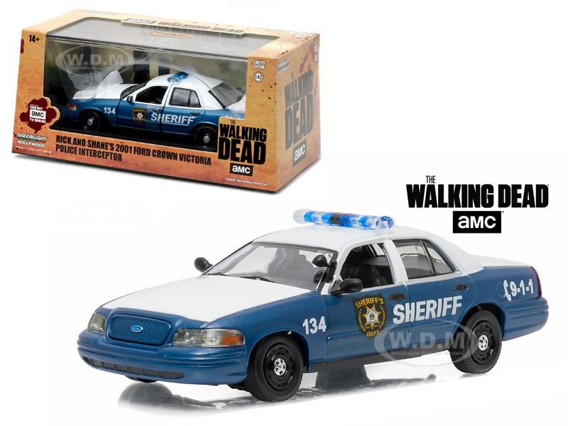 Rick and Shanes 2001 Ford Crown Victoria Police Interceptor