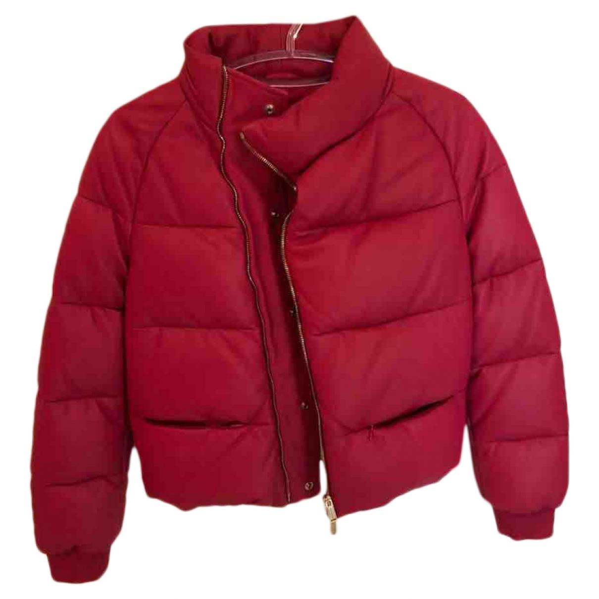 Dsquared2 - Veste   pour femme en cuir - rose