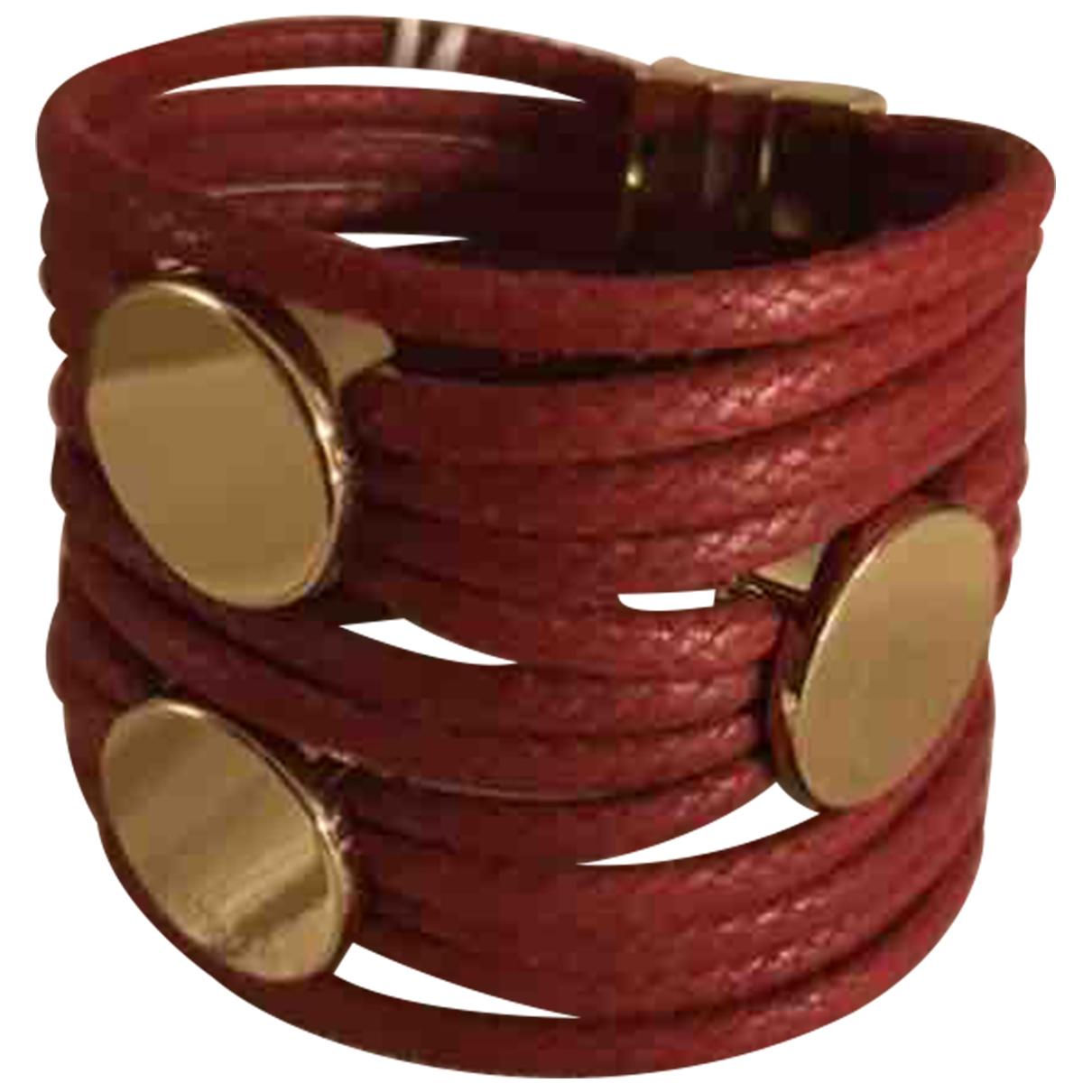Chloe \N Armband in  Rot Metall