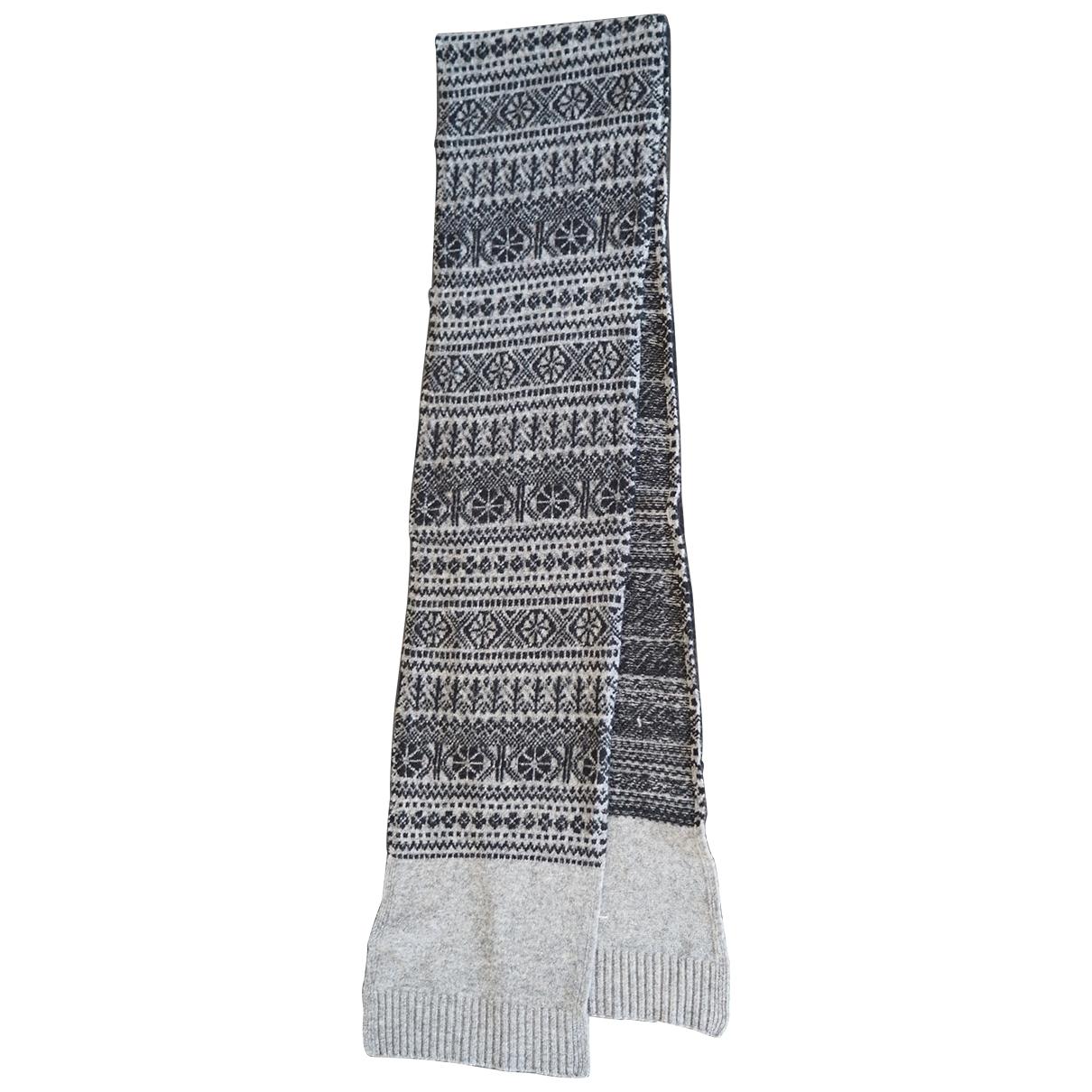 Pañuelo / bufanda de Lana Burberry