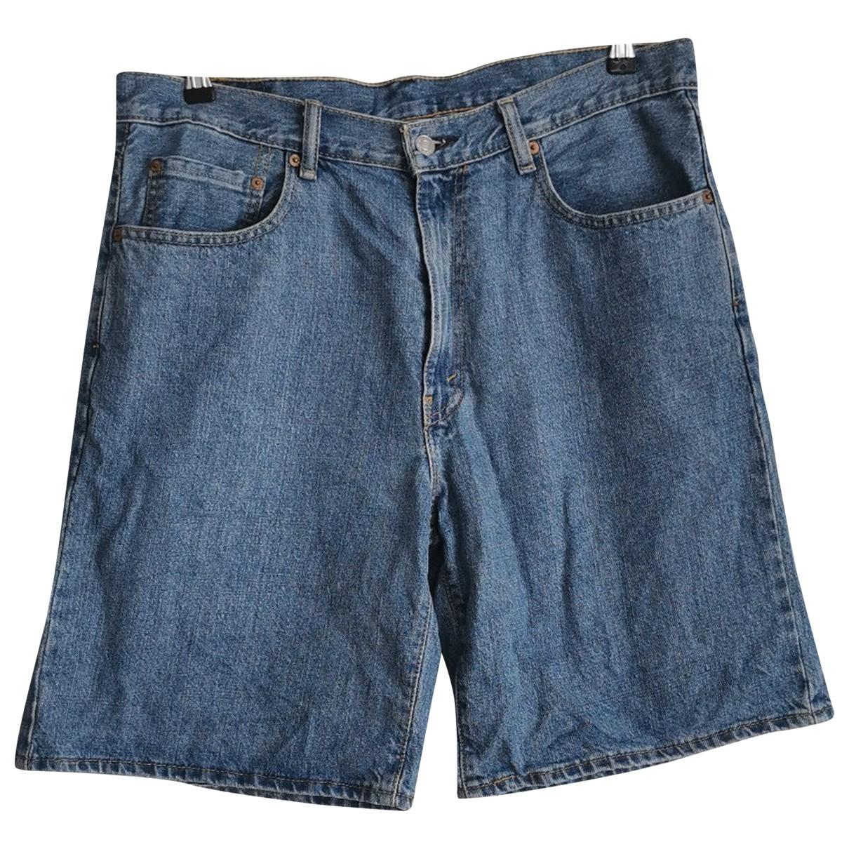 Levi's N Blue Denim - Jeans Shorts for Men 36 UK - US