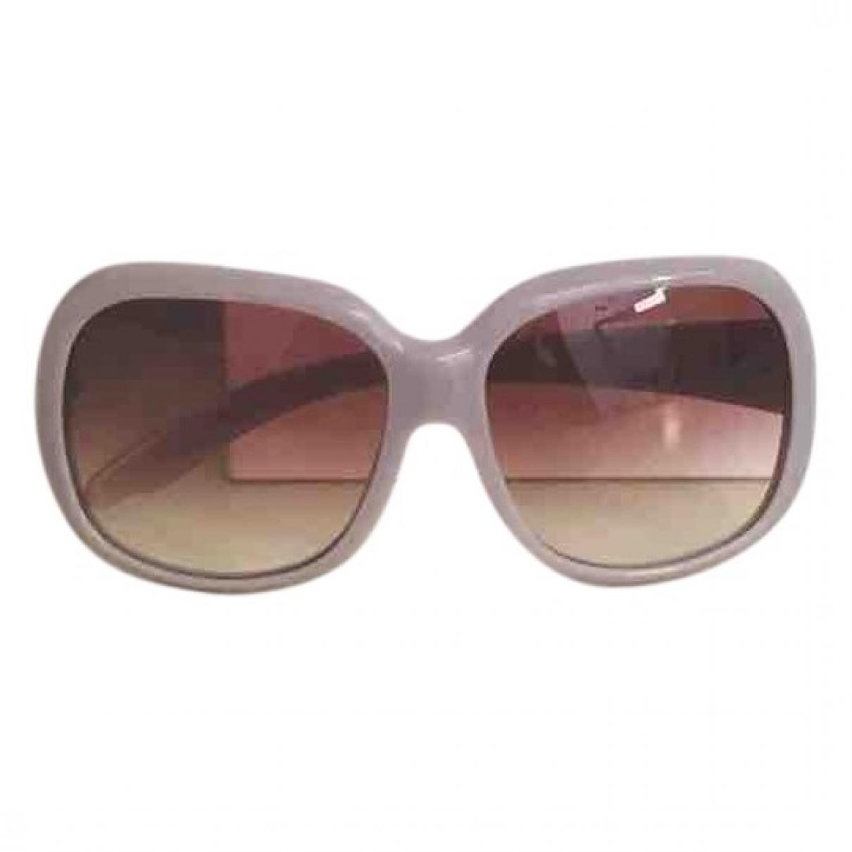Prada \N Sonnenbrillen in  Lila Kunststoff