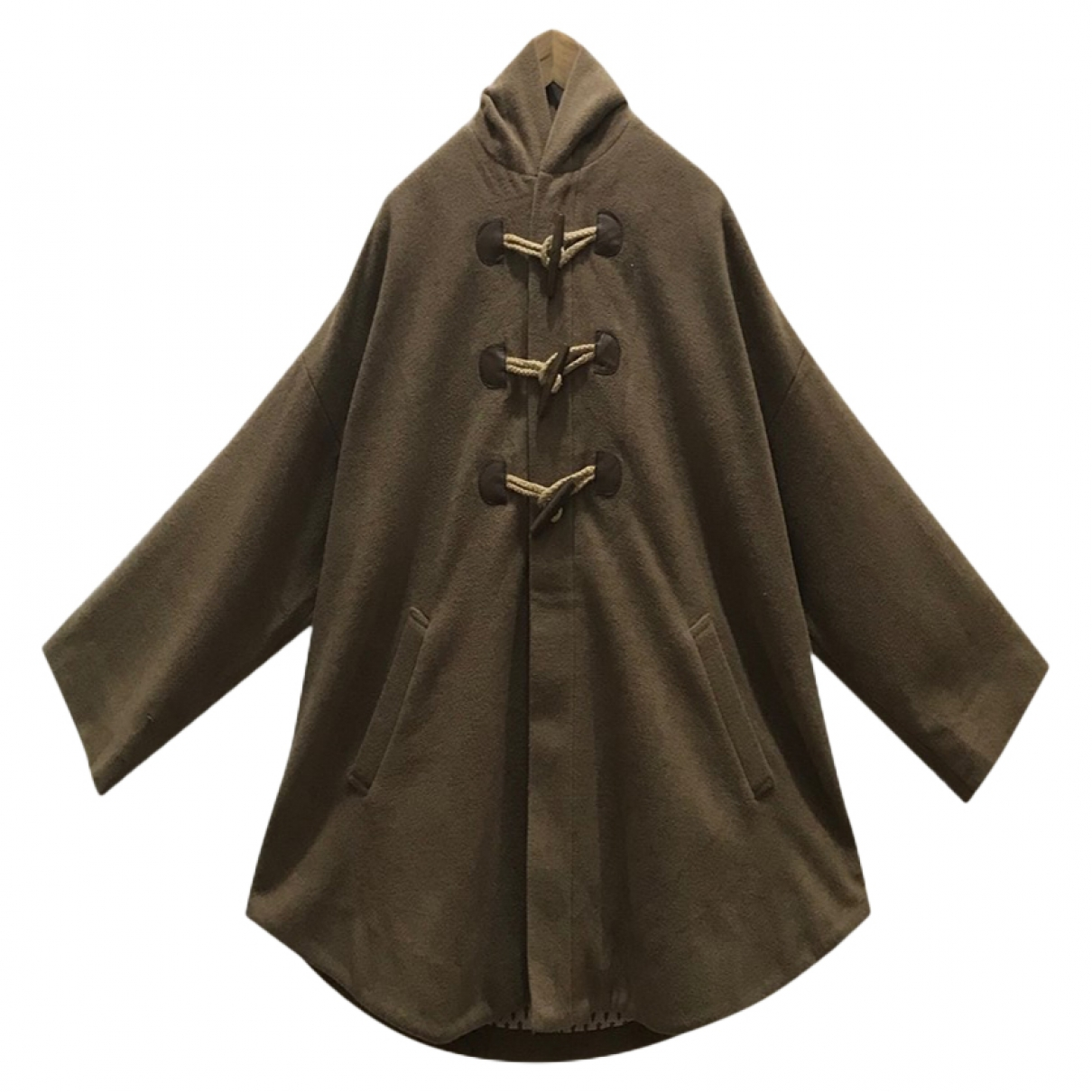 Issey Miyake - Vestes.Blousons   pour homme en laine - marron
