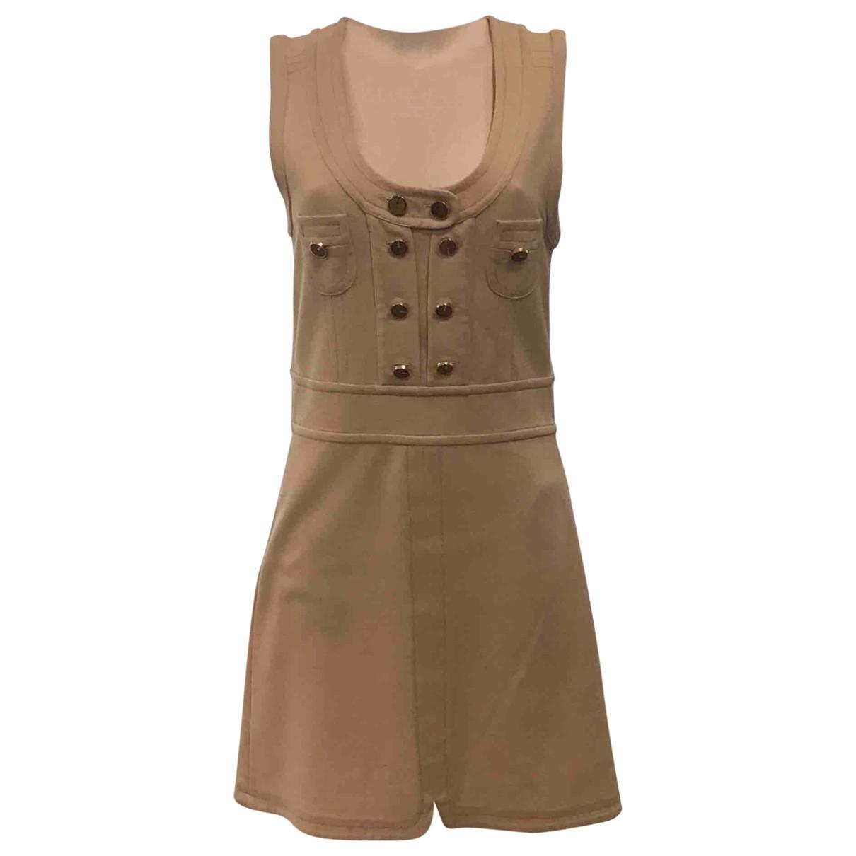 Chloé \N Beige Cotton dress for Women M International