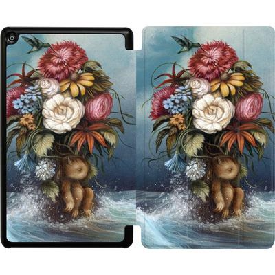 Amazon Fire HD 8 (2018) Tablet Smart Case - Hopeless Romantic von Dan May
