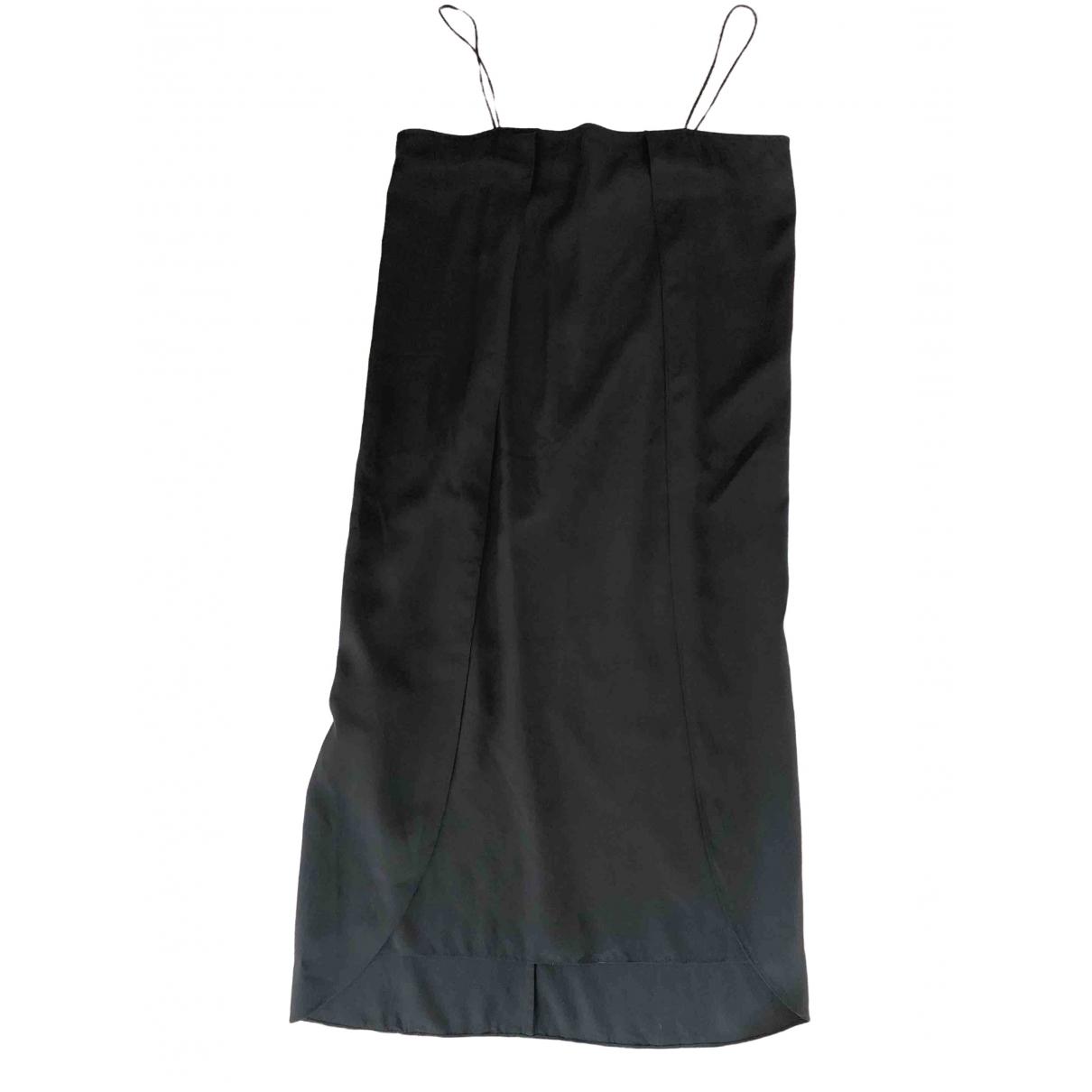 Toteme - Robe   pour femme en soie - noir