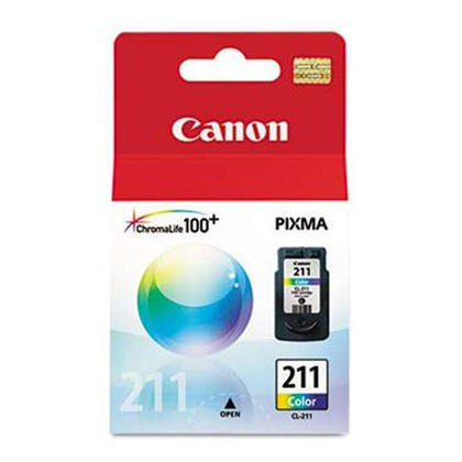 Canon CL-211 Original Color Ink Cartridge