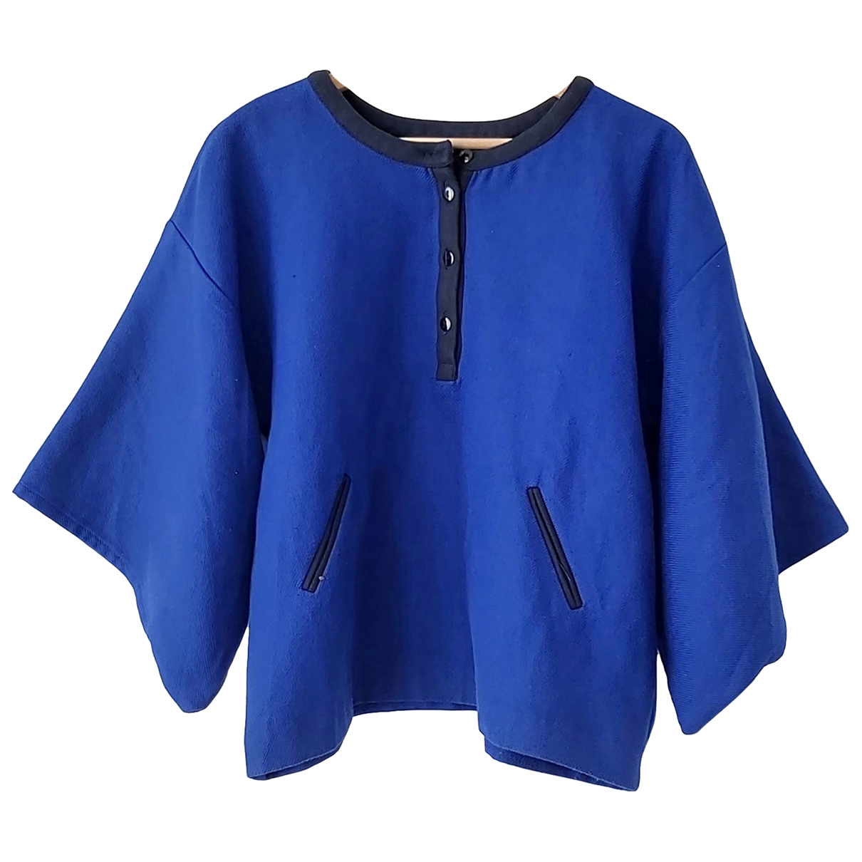 Asos \N Blue Cotton  top for Women 12 UK