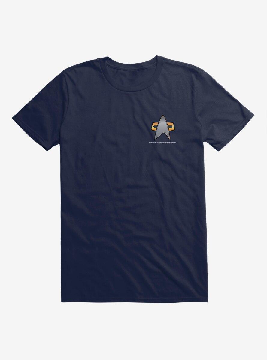 Star Trek Starfleet Chest Logo T-Shirt