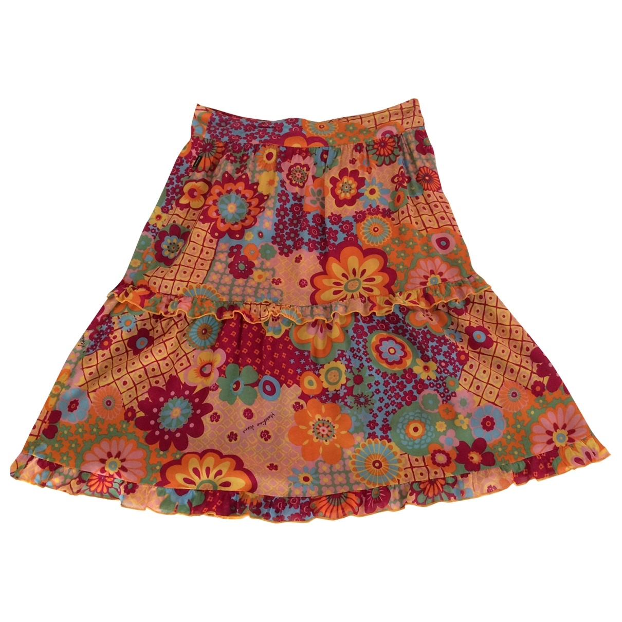 Moschino Cheap And Chic \N Multicolour skirt for Women 36 FR