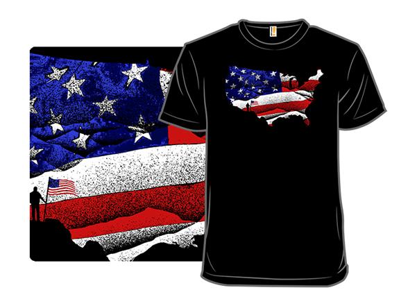 Amazing Usa T Shirt