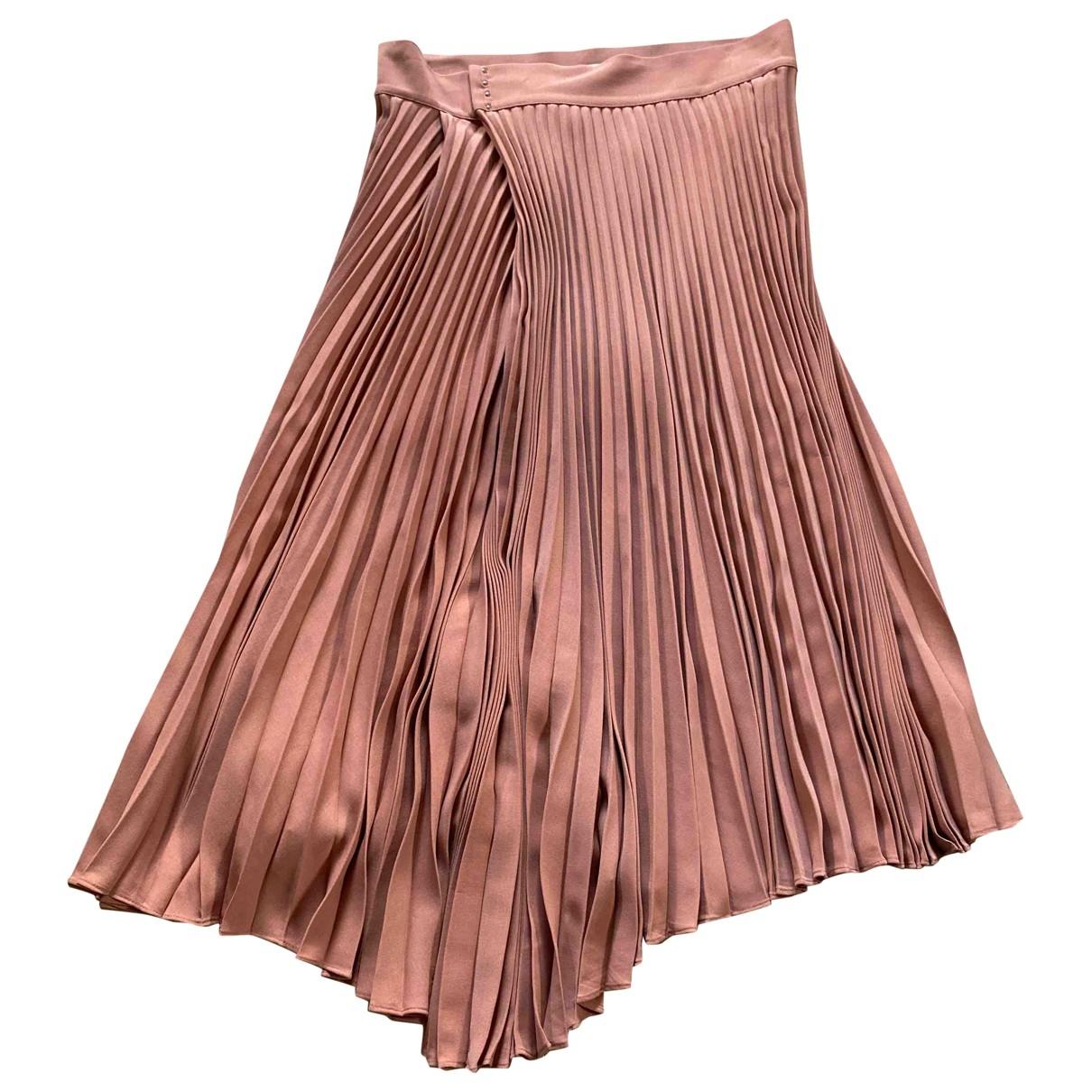 Vince \N Pink skirt for Women 8 US