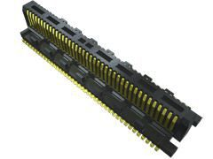 Samtec , ST4 0.4mm Pitch 80 Way 2 Row Straight PCB Socket, Surface Mount, Solder Termination (1025)