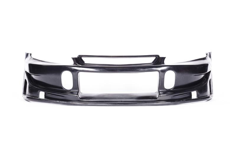 KBD Bodykits 37-2049 BC Spec Style 1 Piece Front Bumper Honda Civic ALL 99-00