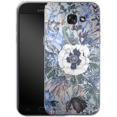 Samsung Galaxy A5 (2017) Silikon Handyhuelle - Frost von Stephanie Breeze